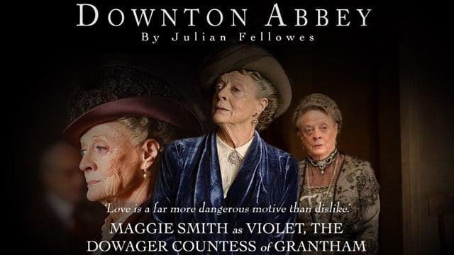 (Downton Abbey Facebook photo)