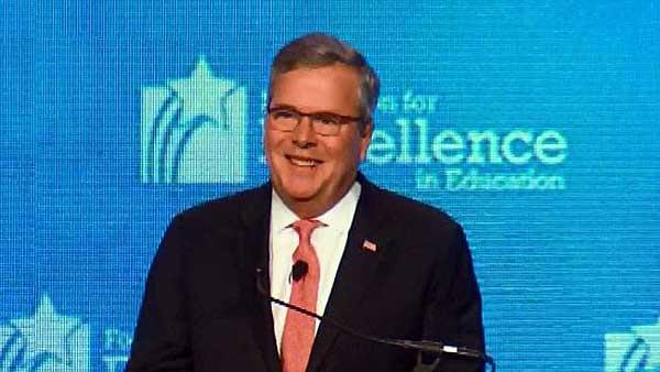 Jeb Bush is mulling a 2016 presidential bid. (Source: CNN)