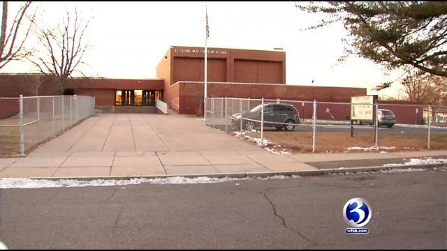 Clark Elementary School (WFSB)
