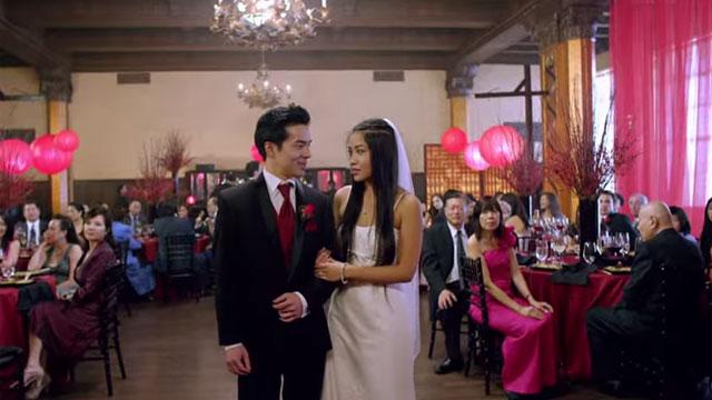 Maroon 5 crash weddings in video for 39 sugar 39 hawaii news for Maroon 5 wedding video