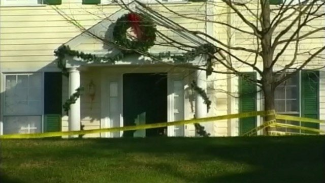 The home of Nanzy and Adam Lanza. (WFSB file photo)