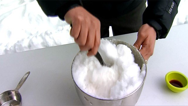 Snow ice cream wfsb 3 connecticut Channel 7 better homes and gardens recipes