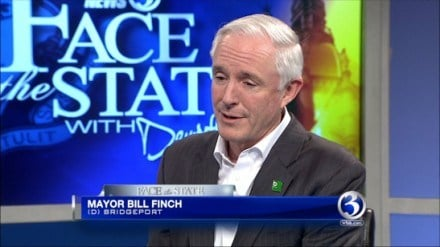 Bridgeport Mayor Bill Finch