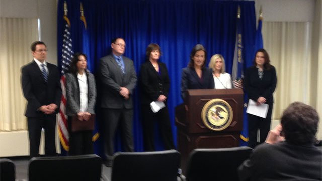 A new public corruption task force was announced on Wednesday to investigate corrupt public officials. (WFSB)
