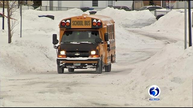 Multiple towns and cities are still working to clean up the aftermath of Blizzard Chris. (WFSB)