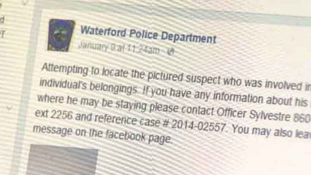 Police using social media to crack cases
