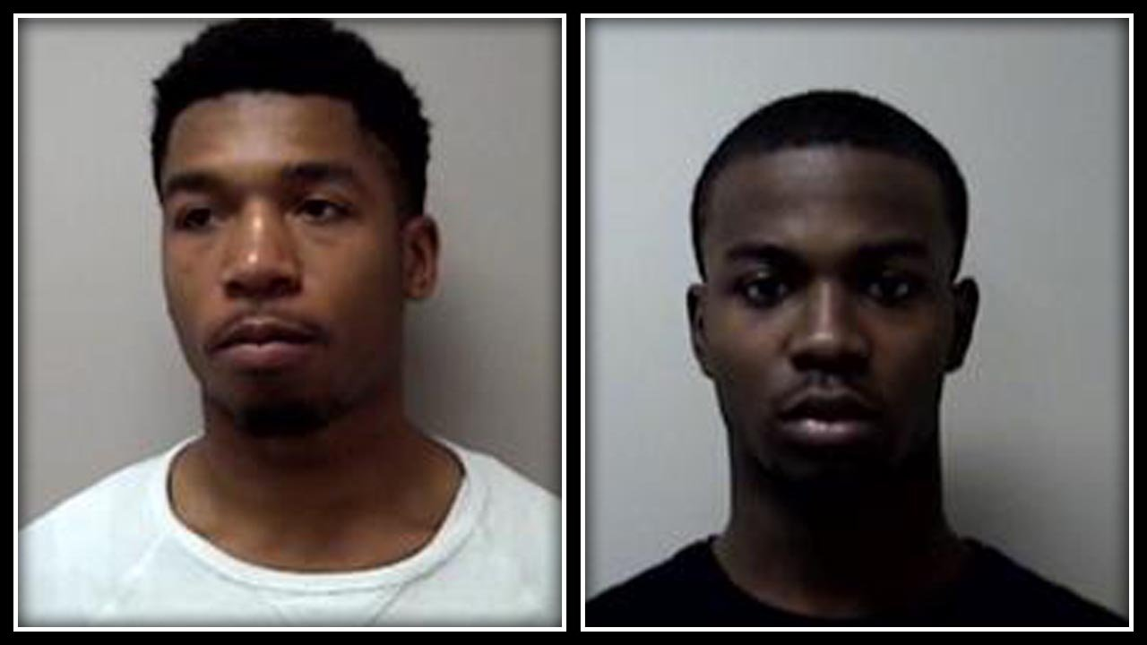 Lyman Depriest (left) and Pentecost Asoh (right). (Manchester police photos)