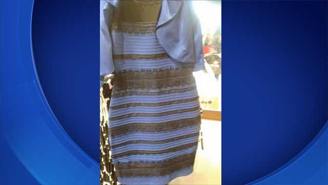 The dress that caused so much debate, courtesy of Tumblr