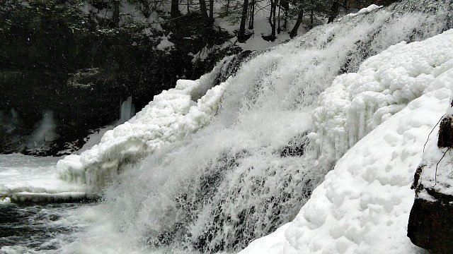 Wadsworth Falls State Park in Middlefield. (WFSB)