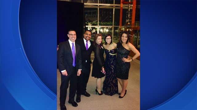 WFSB attended the annual Alzheimer's Association of Connecticut Brain Ball