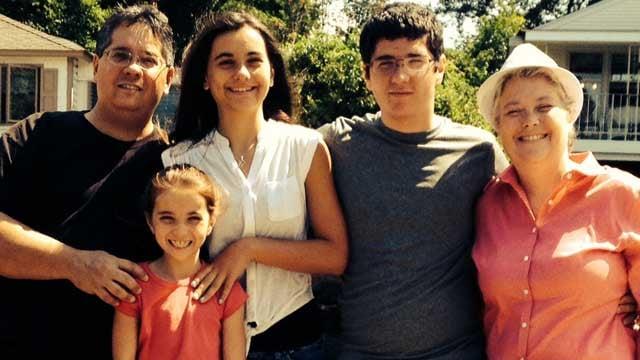 The Aresta family (Treasured Time website)