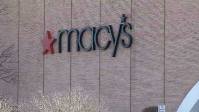 Macy's stores at Enfield mall are closing, according to company statement. (WFSB file)