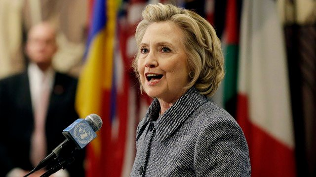 Hillary Clinton (AP photo)
