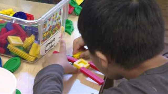 SCSU researchers conduct study to learn more about autism (WFSB)