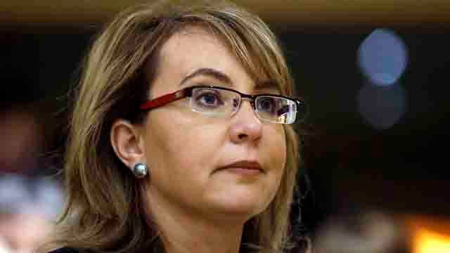 Gabby Giffords (AP images)