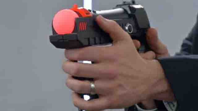 UConn researchers raise concerns over gun controllers for video games (WFSB)