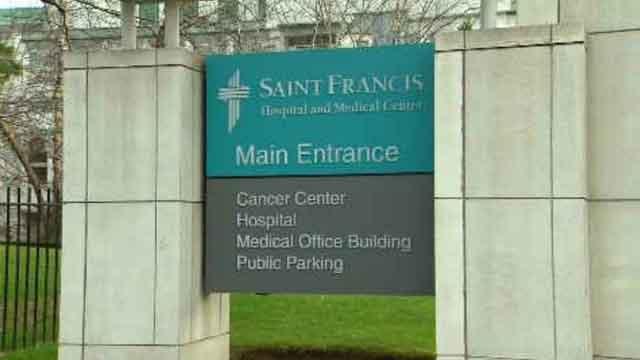 Saint Francis Hospital (WFSB file photo)