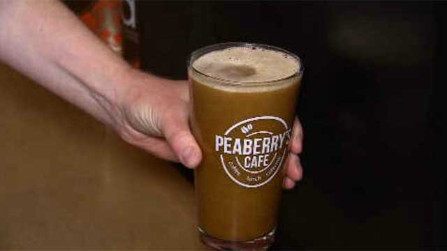Nitro coffee comes to CT (WFSB)