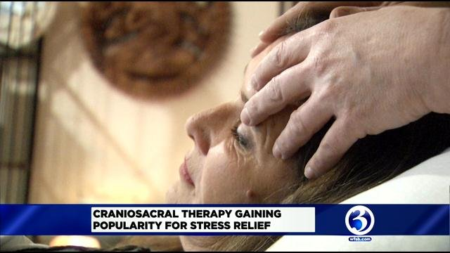 Craniosacral therapy become popular for people seeking relief