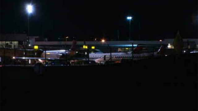Flight diverted to Connecticut for unknown emergency (WFSB)