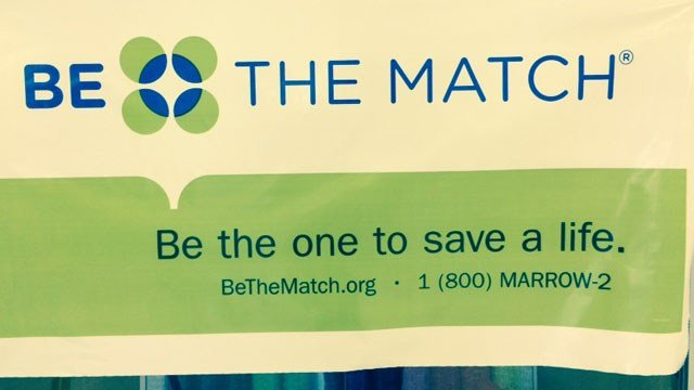 BeTheMatch was on hand to help with the drive.