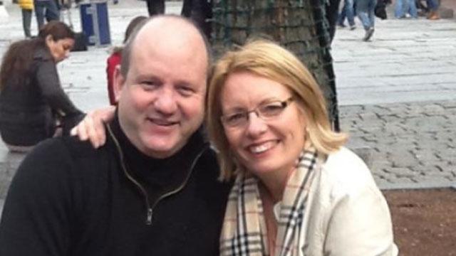 Jim Taravella was diagnosed with acute myeloid leukemia in February.
