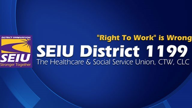 Service Employees International Union, District 1199. (seiu1199.org photo)