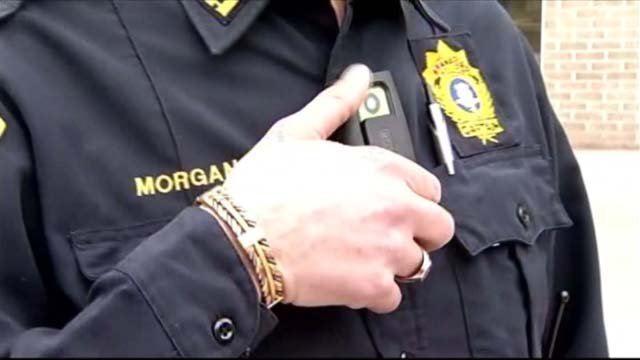 Police body cameras could be more widespread in CT (WFSB)
