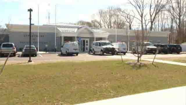 Old Saybrook police department (WFSB)