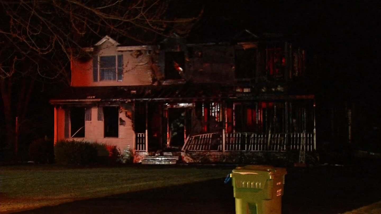 Pets missing following destructive Southington house fire