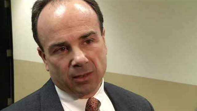 Joe Ganim  is scheduled to be sworn into office on Dec. 1. (WFSB)