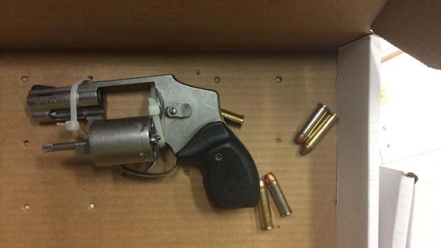 Weapons found on suspect accused of strangling girlfriend (Hartford Police)