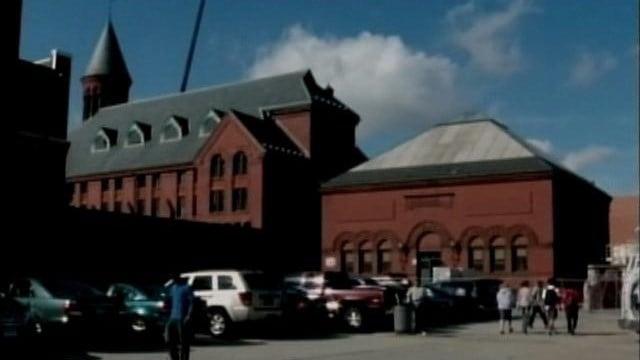 Norwich Free Academy. (WFSB file photo)