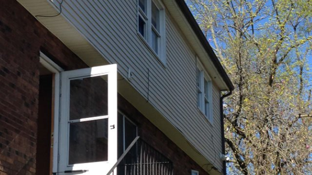 Six-year-old falls out of a window in Hartford. (WFSB)