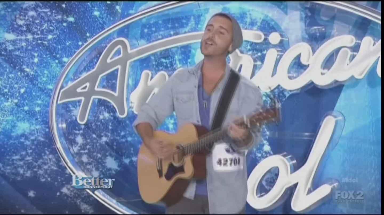 Nick Fradiani on 'American Idol.'