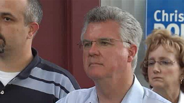 Former Congressional candidate Chris Donovan. (WFSB file photo)