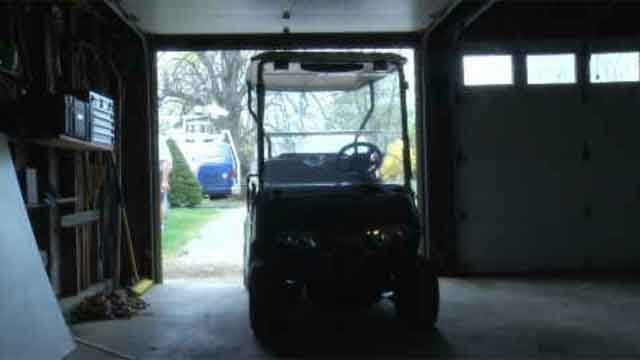 A safety warning has gone out to all golf cart owners to make sure they are being charged properly. (WFSB)