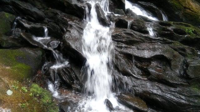 Buttermilk Falls along the Mattatuck Trail in Plymouth (WFSB)