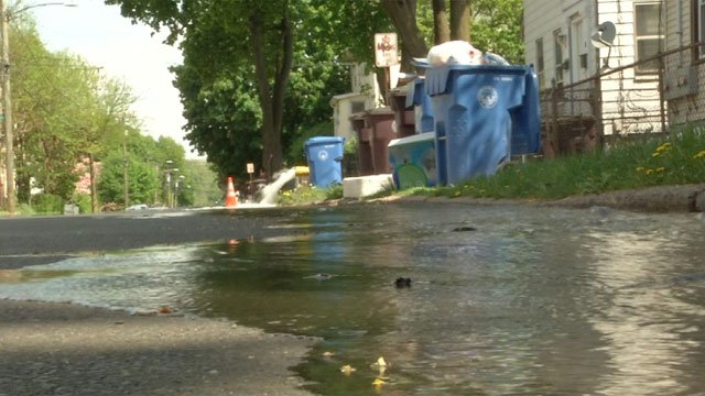 New task force in New Britain looked at the city's blight issue. (WFSB)