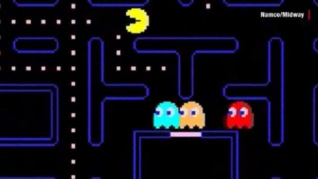 Pac-Man is 35 years old. (CNN/Namco/Midway photo)
