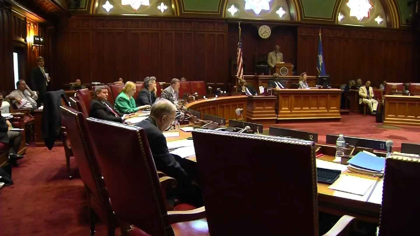 Both the state Senate and House of Representatives have passed a casino expansion bill. (WFSB photo)