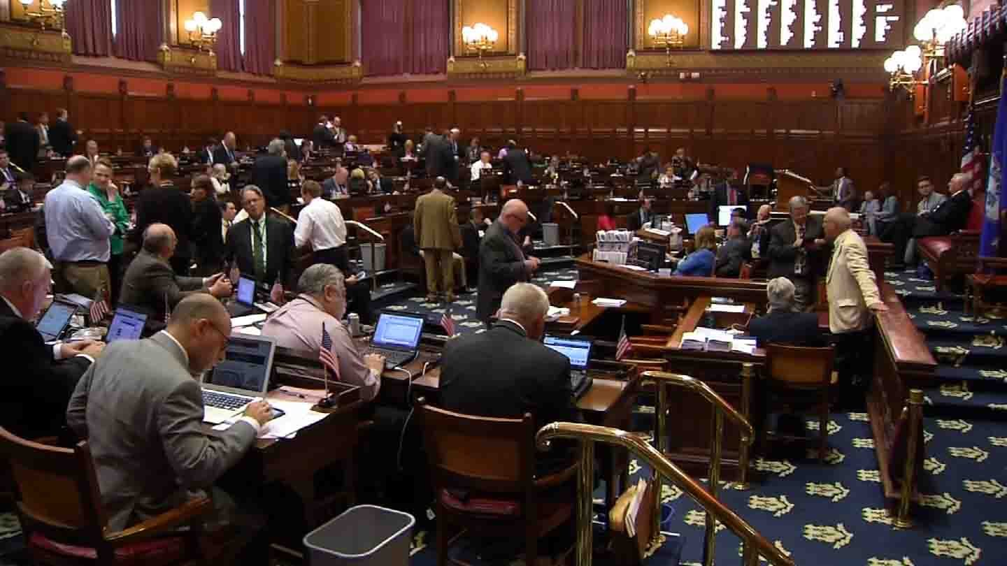State Budget Approved By House With Veto-proof Majority
