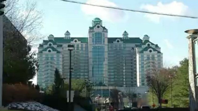 Foxwoods Resort Casino. (WFSB file photo)