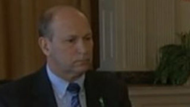 Newtown Police Chief Michael Kehoe (WFSB file photo)