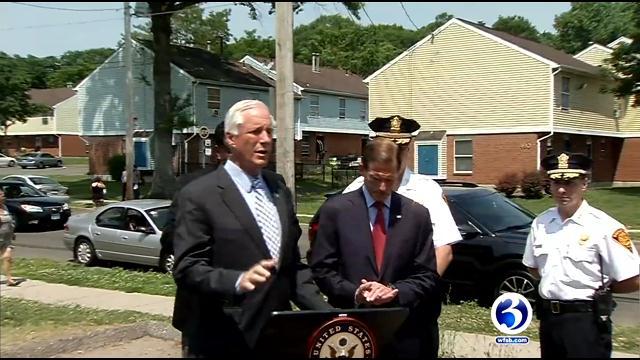 Bridgeport Mayor Bill Finch (WFSB file photo)