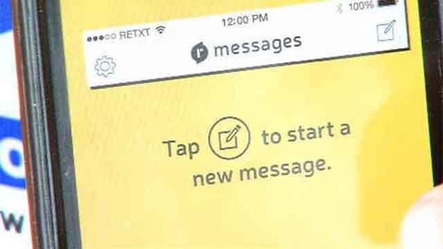 Smartphone app promises to erase 'text regret' (WFSB)