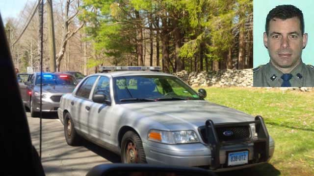 State police spokesman to transfer after 3 months on job (WFSB)