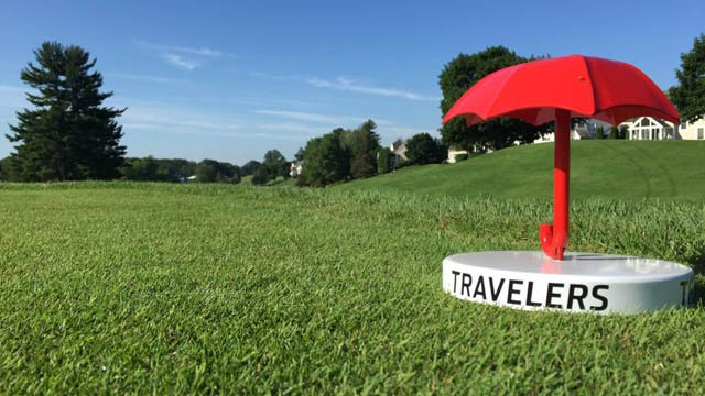 Travelers Championship raised  more than $1.5 million for charity. (@TravelersChamp)