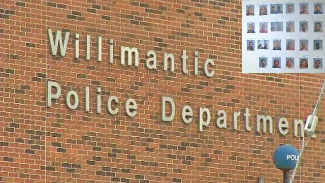 Nearly 2 dozen face drug-related charges in Willimantic (WFSB/Willimantic Police)