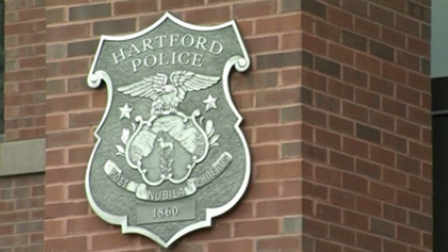 Hartford Police Department. (WFSB file photo)